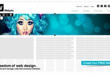 Webydo:一款在线自由创建网站的 Web 应用-小李子的blog