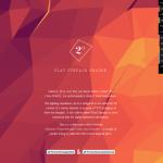 Flat Surface Shader – 超炫的 3D 模拟照明效果-小李子的blog
