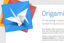 Origami – 用于 Quartz 的免费的交互设计框架-小李子的blog
