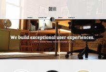 50个非常漂亮的国外作品集网站设计(下篇)-小李子的blog