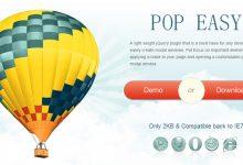 Pop Easy – 轻松实现模态窗口的 jQuery 插件-小李子的blog