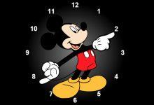 可爱!CSS3 & SVG 制作的米老鼠钟表-小李子的blog