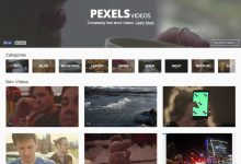 Pexels Videos – 免费商业使用的短视频-小李子的blog