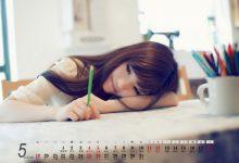 高清壁纸:非常漂亮的2013年5月日历桌面壁纸下载-小李子的blog