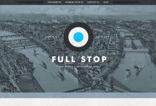 分享25个几何元素在网页设计中的应用案例-小李子的blog