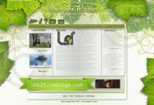 分享50个精美的免费 PSD 网站模板(下篇)-小李子的blog