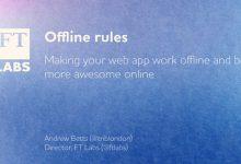 那些帮助你成为优秀前端工程师的讲座——《Web 应用篇》-小李子的blog