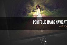 基于 jQuery 实现的精致作品集图片导航效果-小李子的blog