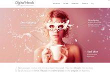 HTML5网站大观:15个精美的 HTML5 单页网站作品欣赏-小李子的blog