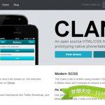 Clank – 快速构建移动 APP 原型的 HTML/CSS 框架-小李子的blog