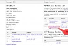 部署基于.netcore5.0的ABP框架后台Api服务端,以及使用Nginx部署Vue+Element前端应用-小李子的blog