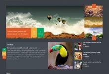60款简约风格的响应式的 WordPress 主题-小李子的blog