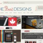 分享36个收集精美网页设计作品的网站-小李子的blog