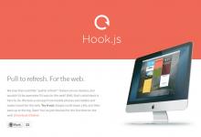 Hook.js – 在传统网页上实现手机中的下拉刷新效果-小李子的blog