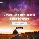 酷站欣赏:10个使用图像的网页设计作品-小李子的blog