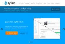 Sylius – 100% 免费和开源的电子商务解决方案-小李子的blog