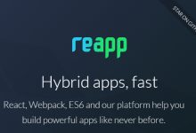Reapp – 下一代的 Hybrid App 开发框架-小李子的blog