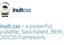 inuit.css – 基于 Sass 的强大,可扩展的 CSS 框架-小李子的blog