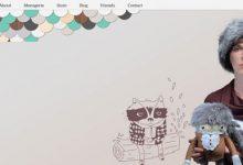 经典网页设计:25个优秀的个人网站设计欣赏-小李子的blog