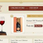 30个宏伟的酒厂和葡萄园网站设计-小李子的blog