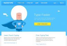 Ratatype – 在线打字教程,提高打字速度-小李子的blog