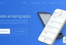 Ionic – 先进的 HTML5 开发框架和 SDK-小李子的blog