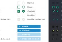 iCheck:超级精美的自定义复选框 & 单选按钮-小李子的blog