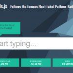 jQuery 浮动标签插件,帮助你提升表单用户体验-小李子的blog