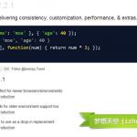 Lo-Dash – 替代 Underscore 的优秀 JS 工具库-小李子的blog