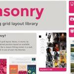 Masonry – 实现 Pinterest 模式的网格砌体布局-小李子的blog