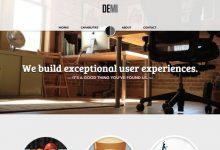 分享20佳极具创意的网站导航菜单设计案例-小李子的blog