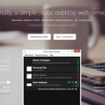 Fenix – 基于 Node.js 的桌面静态 Web 服务器-小李子的blog
