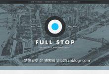 固定导航在网页设计中应用的22个优秀案例-小李子的blog