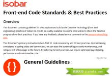 Web 开发指南:前端开发编码标准及最佳实践-小李子的blog