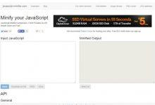 15个最好用的 JavaScript 代码压缩工具-小李子的blog