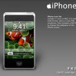 35个高质量的 Apple 风格图标素材-小李子的blog