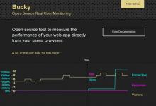 Bucky – 免费开源的实时用户监控工具-小李子的blog