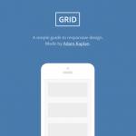 Grid – 入门必备!简单易懂的响应式设计指南-小李子的blog