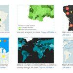 jQuery Mapael – 呈现动态的矢量地图-小李子的blog