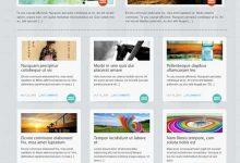 分享5款精美的WordPress免费主题-小李子的blog