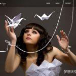 带给你灵感的20个漂亮的单页网站设计作品-小李子的blog