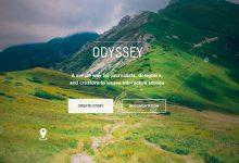 Odyssey.js – 创建互动的,有吸引力的故事-小李子的blog
