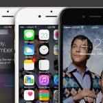 iOS 8 界面设计 PSD 模板(iPhone 6)-小李子的blog
