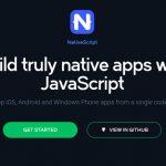 NativeScript – JS 构建跨平台的原生 APP-小李子的blog