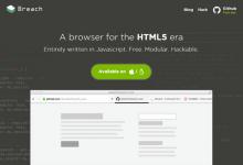 Breach – HTML5 时代,基于 JS 编写的浏览器-小李子的blog