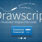 Drawscript – 把 Adobe Illustrator 图形转换为代码-小李子的blog