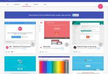 MaterialUp – 寻找材料设计灵感必备的网站-小李子的blog
