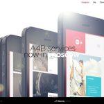 优秀案例:12个精美的设计工作室 & 设计公司网站-小李子的blog