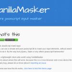 Vanilla Masker – 功能强大的输入过滤插件-小李子的blog